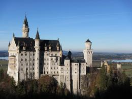 The palace was commissioned by King Ludwig II of Bavaria as a retreat and as an homage to Richard Wagner and was completed in 1886. This castle has a great deal of history...being secluded was ... , Jim P - November 2014