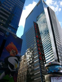Photo of New York City New York CityPass Time Sqaure