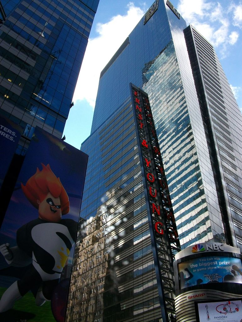 Time Sqaure - New York City
