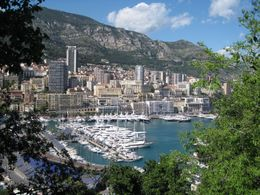 Photo of Nice Small-Group Evening Tour and Dinner in Monte Carlo from Nice View of Monte Carlo