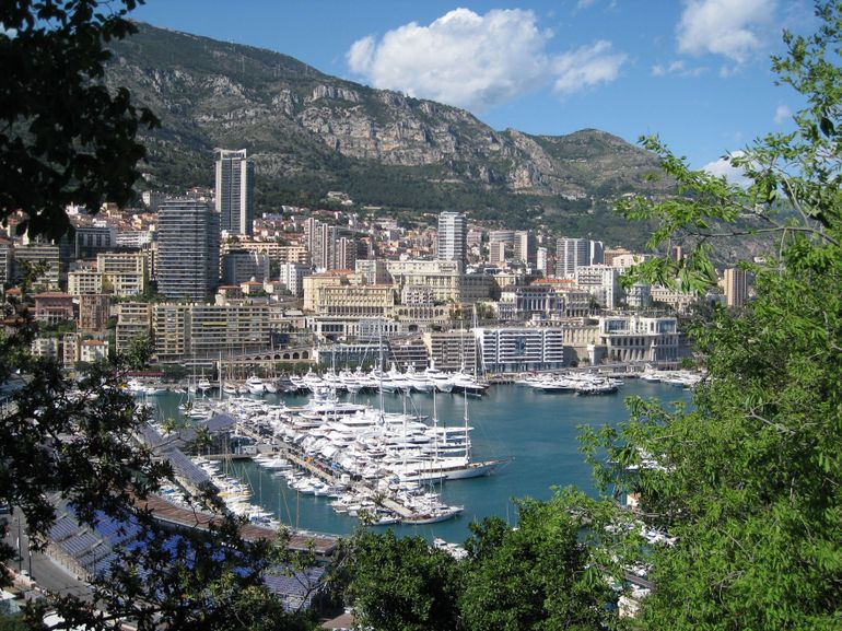 View of Monte Carlo - Nice