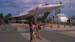 The awe inspiring splendour of Concorde. , Brian S - August 2015