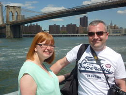 Fab tour, even more fabulous view - and Paula being a whizz with everyone's cameras! , Kevin M - September 2014