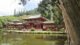 Replica of an ancient Japanese buddhist temple. Beauty and serenity for the soul even of atheists. , Mariangela M - August 2012