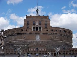 Photo of Rome Rome Angels and Demons Half-Day Tour Castle Sant' Angelo