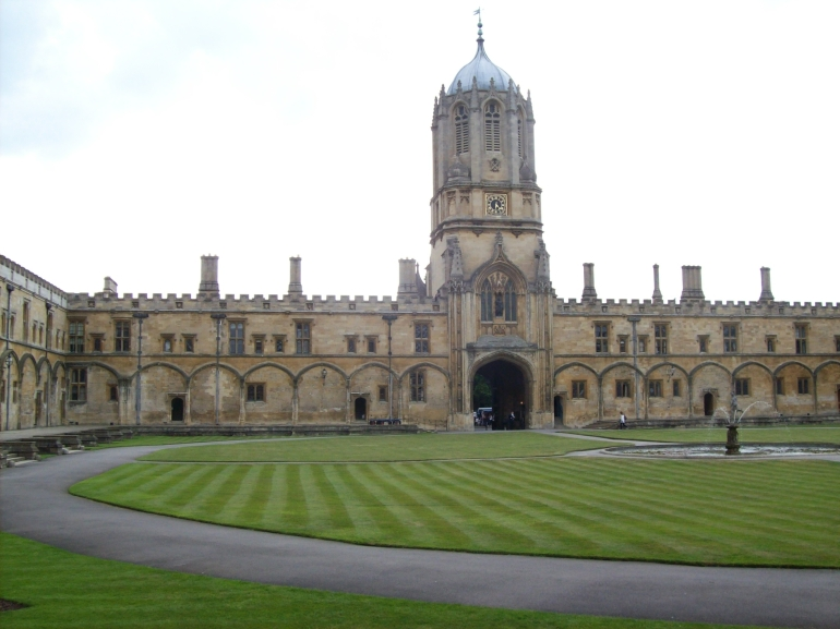 Christ's College, Oxford - London