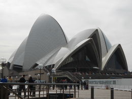Photo of Sydney Sydney Opera House Guided Walking Tour DSCN1113
