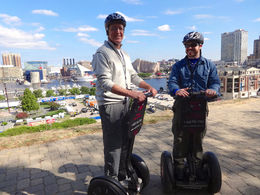 Photo of Baltimore Baltimore Inner City Segway Tour Federal Hill, Baltimore, MD