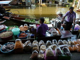 Photo of Bangkok Floating Markets of Damnoen Saduak Cruise Day Trip from Bangkok Flaoting Markets