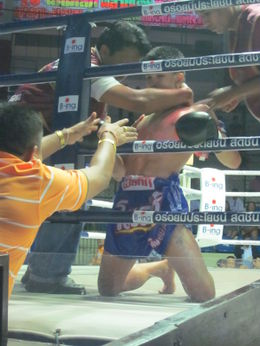 Photo of Bangkok Muay Thai Kickboxing with Ringside Seats and Private Transfer IMG_8860