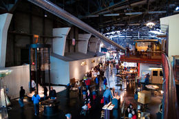 Photo of   Inside the Exploratorium