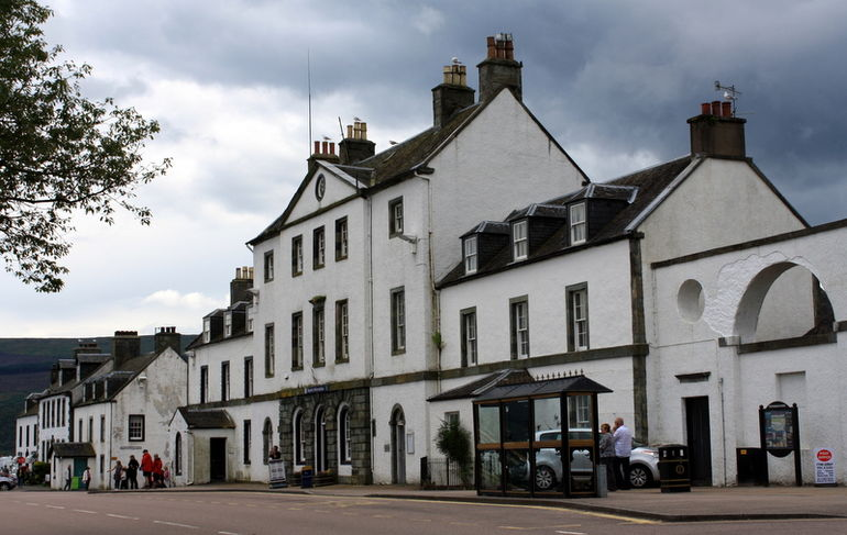 Inveraray - Edinburgh