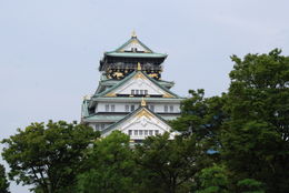 Photo of Osaka Osaka Afternoon Walking Tour with Osaka River Cruise Osaka castle