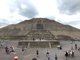 It's the 3rd largest pyramid in the WORLD! , Lauren O - June 2016