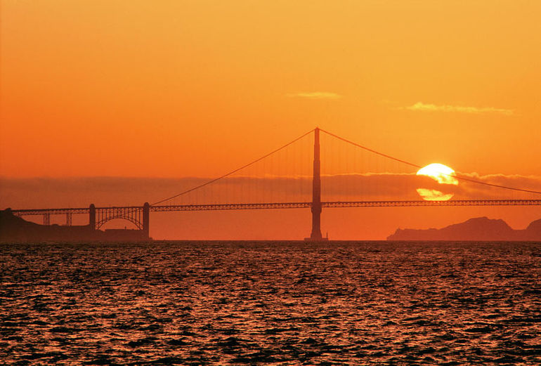 San Francisco Sunset - Catamaran Cruise - San Francisco