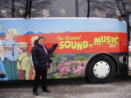 Photo of Salzburg The Original Sound of Music Tour in Salzburg The tour bus
