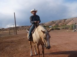 Photo of Las Vegas Wild West Sunset Horseback Ride with Dinner trail guide
