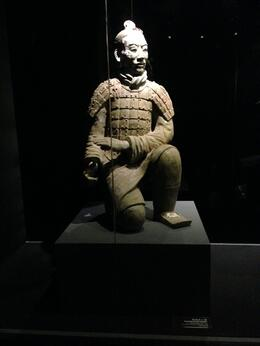 Photo of Xian Private Tour of China's National Treasures: Giant Pandas and Terracotta Warriors in Xi'an Warrior