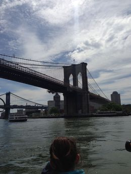 Brooklyn Bridge - June 2013