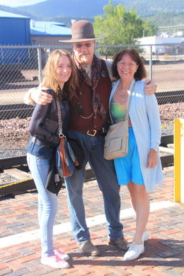 Photo of Grand Canyon National Park Grand Canyon Railway Adventure Package avec le marschal