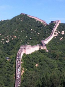 Photo of Beijing Great Wall of China at Badaling and Ming Tombs Day Tour from Beijing Badaling Great Wall