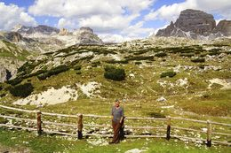 Photo of Venice Dolomite Mountains Small Group Day Trip from Venice Dolomites
