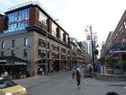 Photo of   Exploring Yaletown