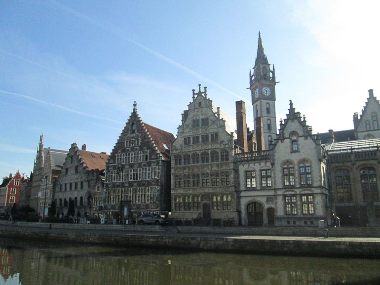 Ghent - Brussels