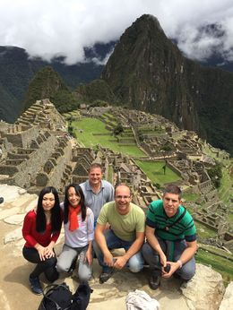 Photo of Cusco Machu Picchu Day Trip from Cusco group