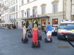 Photo of Florence Florence Segway Tour Italian Cruise 2012 107