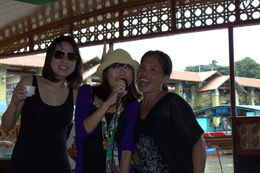 Photo of Cebu Day Trip to Bohol from Cebu with Chocolate Hills and Loboc River Cruise Karaoke!