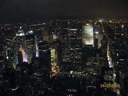 Photo of New York City The New York Pass Late night view from Empire State Building