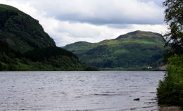 Gorgeous loch in the West Highlands , Helen L - August 2011