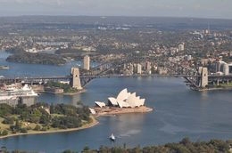 Photo of Sydney Sydney Harbour Tour by Helicopter Opera  and  Harbour Bridge