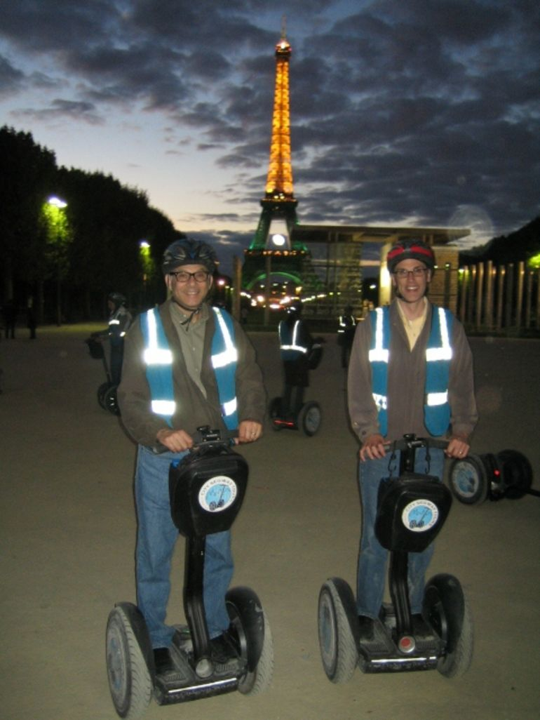 Paris Segway Night Tour - Paris