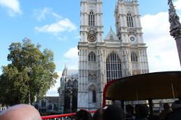 Up close and personal with all the sites in London - it was great to see where you wanted to go and make a plan to get there while you were on the bus. Also made a stop at the Tower of London! , Stephanie G - November 2014