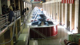 Photo of Las Vegas Ultimate Hoover Dam Tour Power Plant Generators - Nevada Side