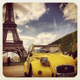 Photo of Paris Viator Exclusive: Private Paris Tour by Citroen 2CV Private Paris Tour by Citroen 2CV