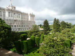 Photo of Madrid Madrid Small-Group Walking Tour including Royal Palace Royal Palace and Gardens