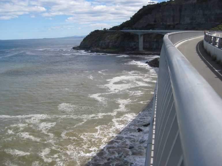 Sea Cliff Bridge -