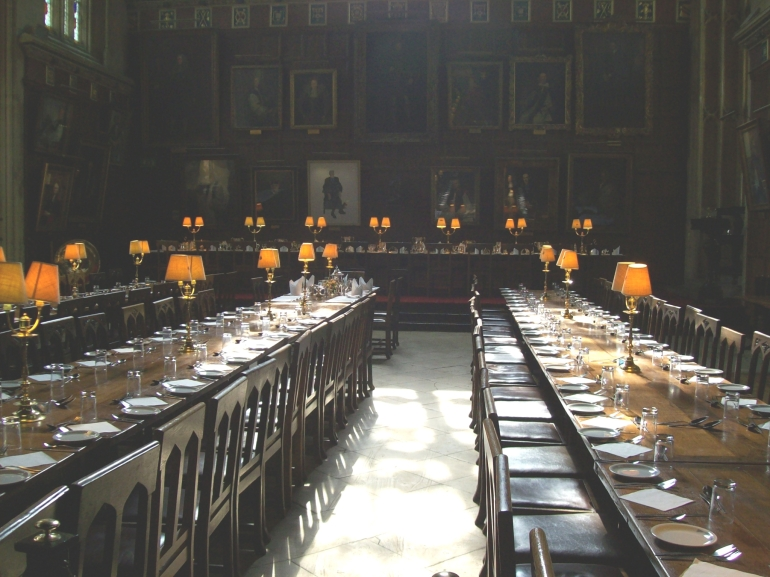 The Dining Hall - London