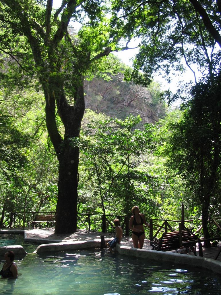 The Hot Springs - Guanacaste and Northwest