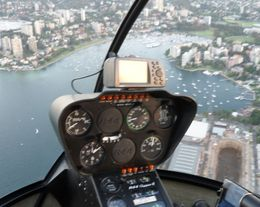 Photo of Sydney Sydney Twilight Tour by Helicopter Twilight Sydney Helicopter Tour