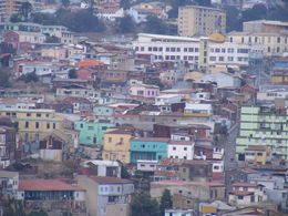 Photo of Santiago Vina Del Mar and Valparaiso Day Trip from Santiago View from viewpoint