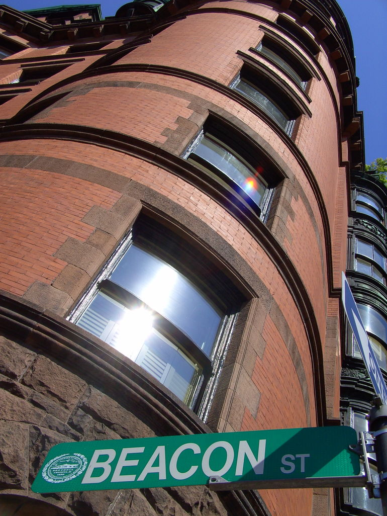 Beacon Street, Beacon Hill - Boston