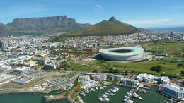 Photo of Cape Town Cape Town Helicopter Tour: Indian and Atlantic Oceans Cape Town