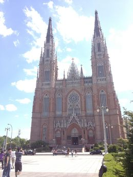 Photo of Buenos Aires Day Trip to La Plata from Buenos Aires Cathedral of the Immaculate Conception