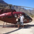 Foto de Las Vegas Passeio de helicóptero no Grand Canyon pela All American Christine and Ian  OUr day at Gran Canyon