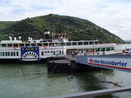 Photo of Rhine River KD Rhine Pass from Koblenz Cruising the Rhine