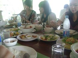 Photo of Bangkok Khao Yai National Park and Elephant Ride Day Trip from Bangkok Delicious meal provided